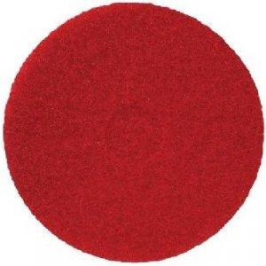 Vloerpad Rood 16 inch (406) dik 5 stuks