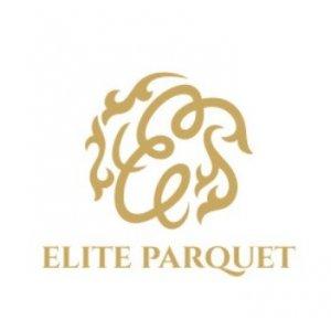 Elite Parquet parket medallion logo
