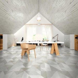 EXPONA Domestic Pure 5848 Beige Geometric