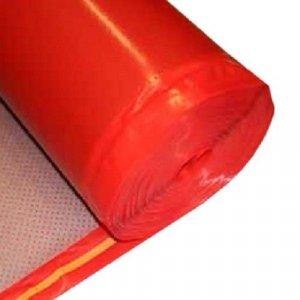 Heat foil ondervloer 1,2 mm 200mu (lage warmteweerstand, 10dB Tuv, 15m2 rol