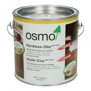 OSMO Hardwax Olie 3067 Lichtgrijs 2,5L Farbig