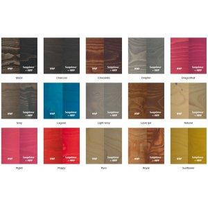 Rubio Monocoat Sunprimer HWP Traditional kleur Charcoal