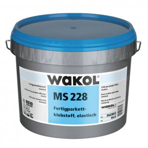 Wakol MS228 Polymeer Parketlijm, 18kg