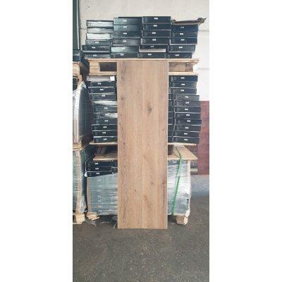 Alpha Floors SPC Rigid Dryback SPC vloer Gerookt Wit Eiken 152 x 22,8cm, 0.55mm toplaag