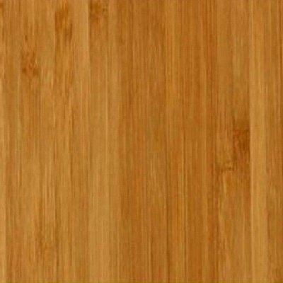 Moso Bamboe platte plint Caramel Plain Pressed 5x25mm