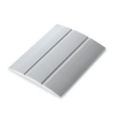 Dilatatieprofiel Zilver 38 mm alu schroef, 2.70m