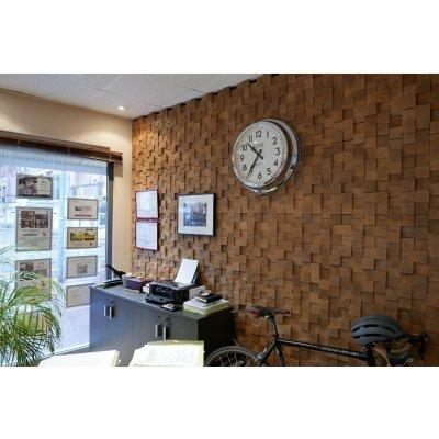 CastleFloors - Kopshout - KingsOak - 3D Wandpanelen 70 x 70 x 7-10-14-18-22 mm