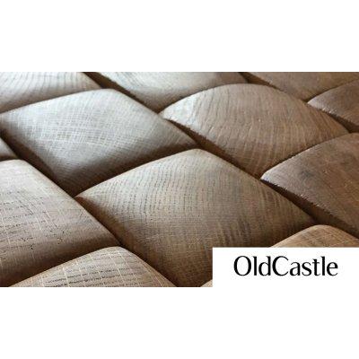 CastleFloors - Kopshout - OldCastle 70 x 70 x 18mm