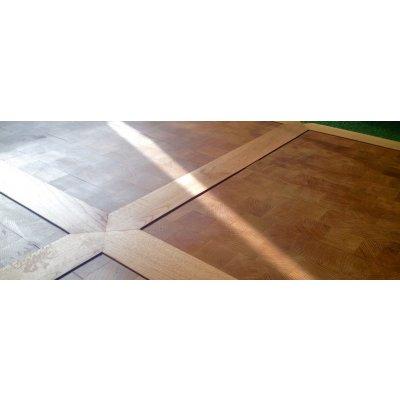 CastleFloors - Kopshout - RenaissanceCastle 70 x 70 x 11.5mm