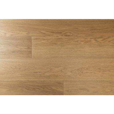 Woodura Cured Wood Eiken NORRLIA v2 Brede plank Naturel Matte lak Select 5G kliksysteem