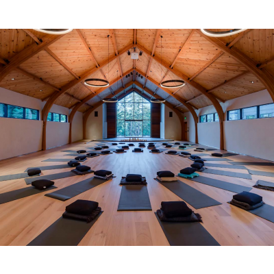 Curved floor Infinity Modular Ash - Gebogen Oneindige Modulaire Essen vloer