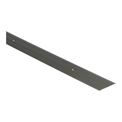 Dilatatieprofiel Brons 38 mm alu schroef, 2.70m
