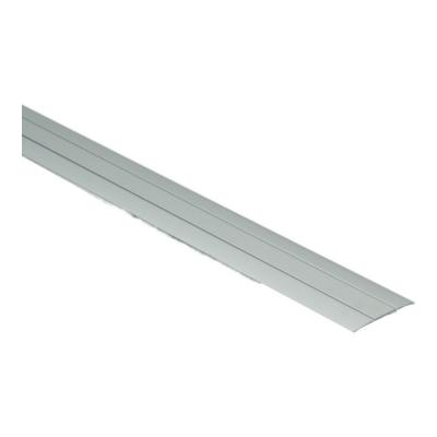 Dilatatieprofiel Zilver 38 mm alu zelfklevend, 1 m