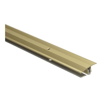 Kuberit Dilatatieprofiel Goud 37mm 7-17 mm, 1 m