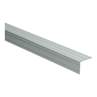 Duo-hoeklijnprofiel Zilver 30x24,5mm, 1 m