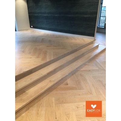 EASYLOX Eiken houten parketvloer