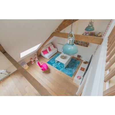 Restpartij houtenvloer 80m2 Eiken Rustiek A/B 24cm