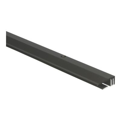 Kuberit Eind-en afwerkprofiel Brons 7-18 mm, 3 m