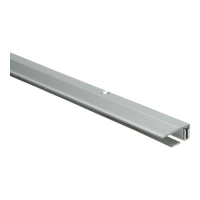 Kuberit Eind-en afwerkprofiel Zilver 7-18 mm, 3 m