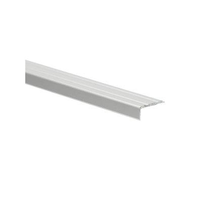Hoeklijnprofiel Zilver 10 mm