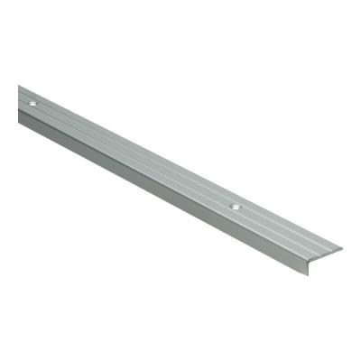 Hoeklijnprofiel Zilver 10 mm schroef, 2.70m