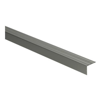 Hoeklijnprofiel RVS 20 mm zelfklevend, 2.70m