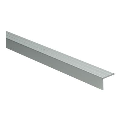 Hoeklijnprofiel Zilver 20 mm zelfklevend, 2.70m