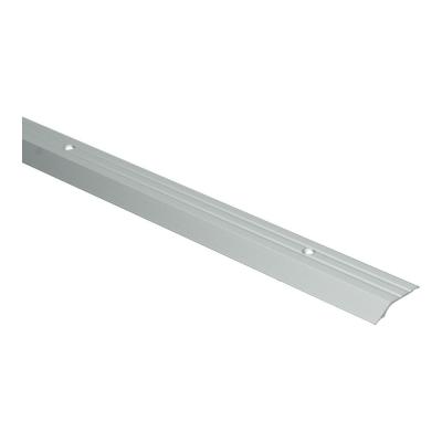 Overgangsprofiel Zilver 5x28 mm alu schroef, 2.70m