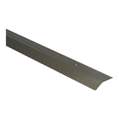 Overgangsprofiel Brons 8x43mm alu schroef, 2.70m