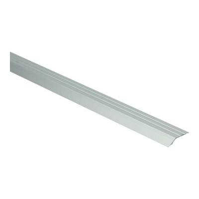 Overgangsprofiel Zilver 5x28mm alu zelfklevend, 2.70m