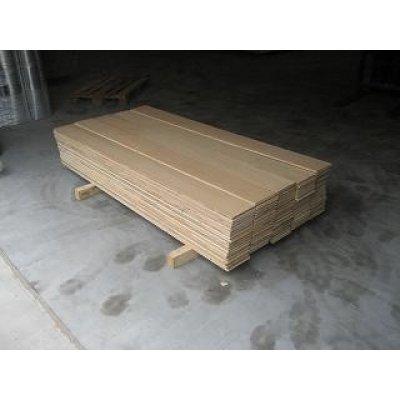 Restpartij houten vloer 50m2 Eiken Rustiek A/B 24cm