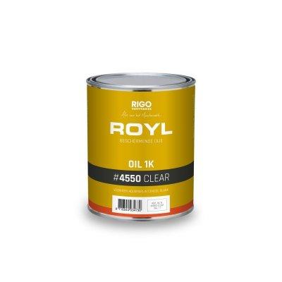 ROYL Oil 1K Clear #4550 1 L