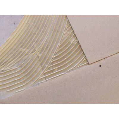 Spaanplaat ondervloer platen 18mm, 83x125cm