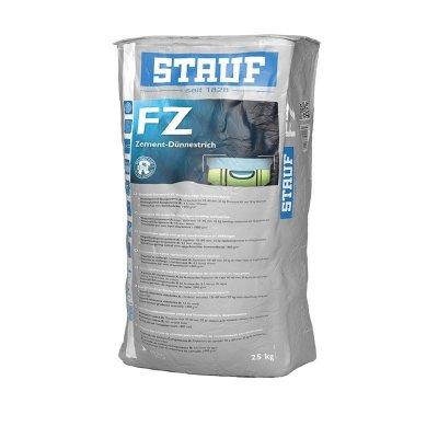 Stauf FZ cementgebonden egaline (dikke lagen) 25kg