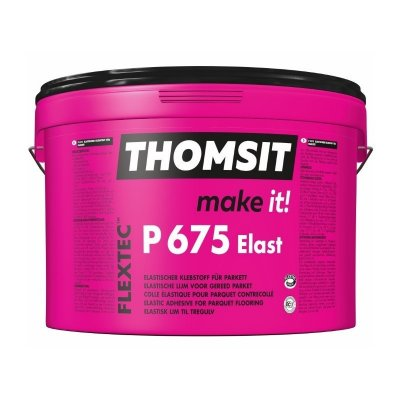 Thomsit P675 Flextec 1K PU-parketlijm