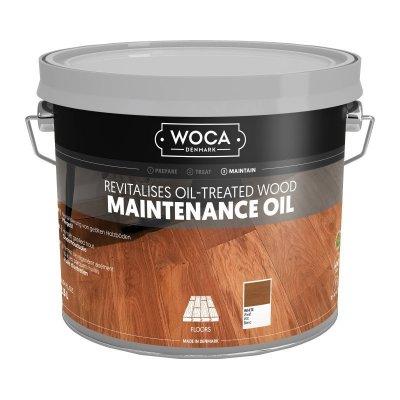 WoCa Onderhoudsolie Wit 2500 ml