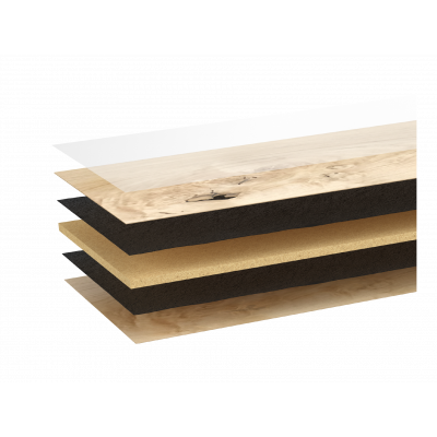 Woodura Cured Wood Eiken HITTARP v2 Brede plank Licht Hardwaxolie Natuur 5G kliksysteem