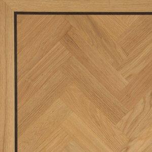 Eiken 1-Bis Visgraat/ Blokpatroon 6.5x91x455mm