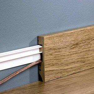 LocFloor Hoge Plint 100X14X2040mm