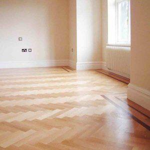 Beuken Premier Visgraat Vloer Inclusief Montage