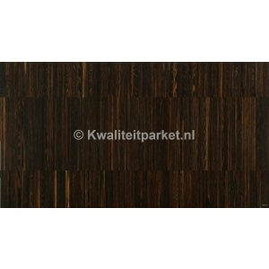 Wenge hoogkant mozaiek, Industrie, 10mm