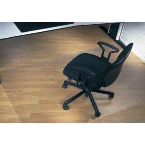 Bureaustoelmat 120x200cm, Stoelmat voor harde vloeren