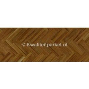 Kersen mozaiek parket, 8mm, 1, 2, 3-voudige visgraat, minivisgra