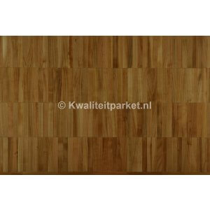 Kersen mozaiek parket, 160x160mm, 8mm, parallel