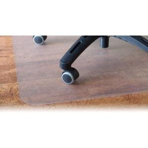 Bureaustoelmat 120x183cm, Stoelmat voor harde vloeren