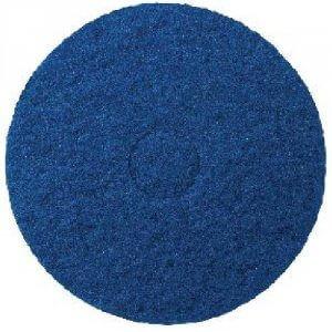 Vloerpad Blauw 16 inch (406mm) dun 5 stuks