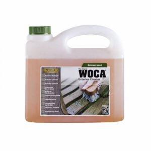 Woca Exterior Cleaner Reiniger 2,50 liter