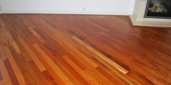 Jatoba tapis vloer