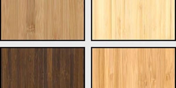 De vele verschillende soorten hout